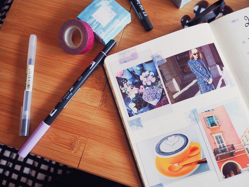 Bullet-journal-scrapbooking-collage-hp-sprocket