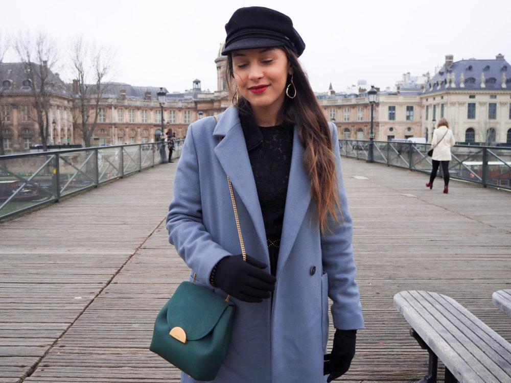 look-manteau-bleu-gris-masculin-hiver-2020