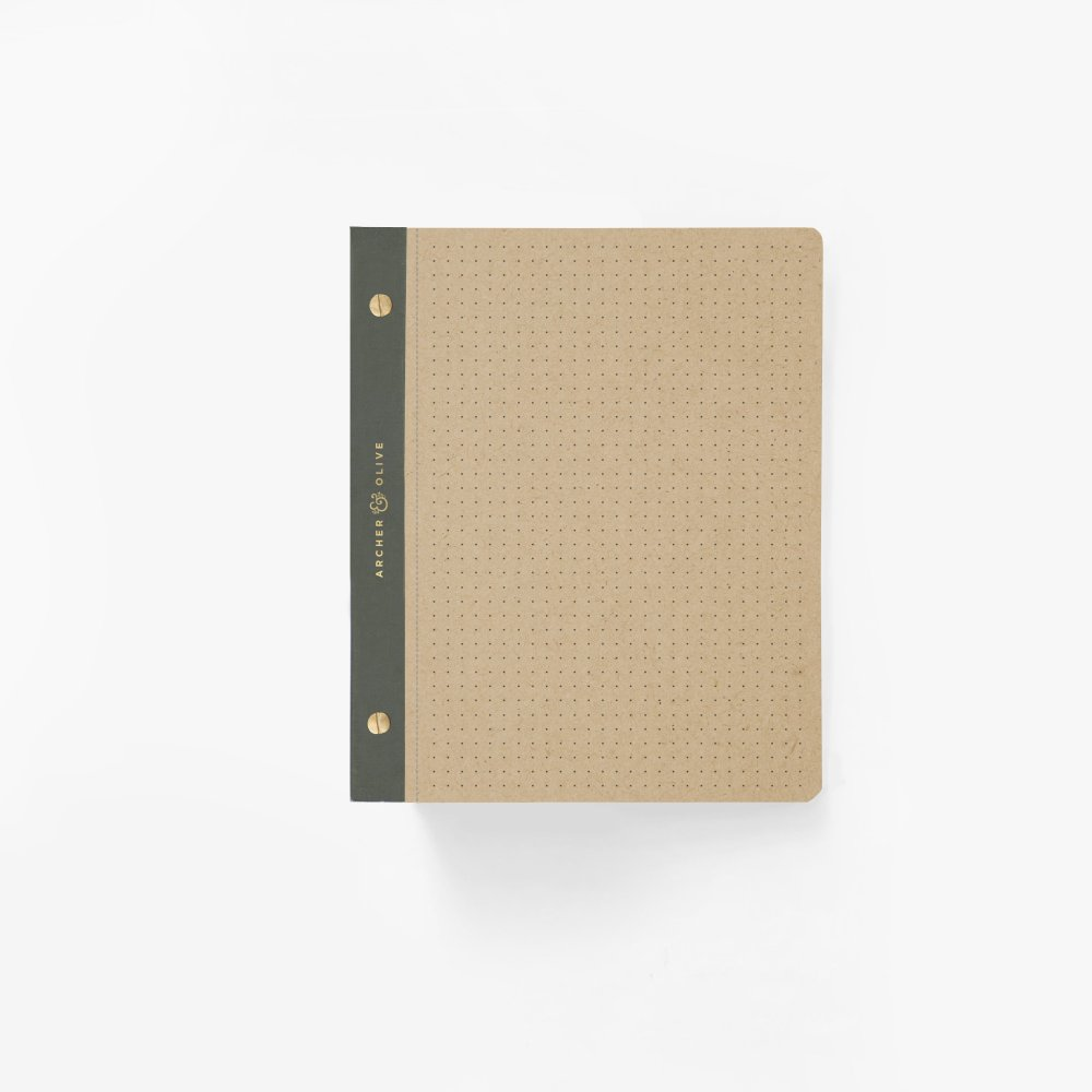 notpad-Kraft-archer-and-olive