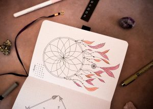 dreamcatcher-bujo-mars-2021-cover
