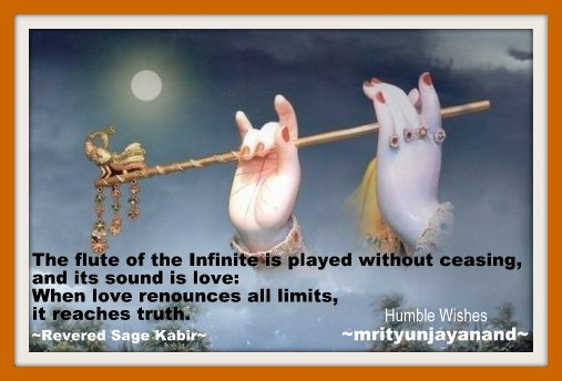 The flute of the Infinite....!!!