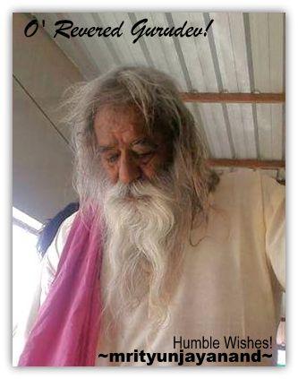 O Revered Gurudev