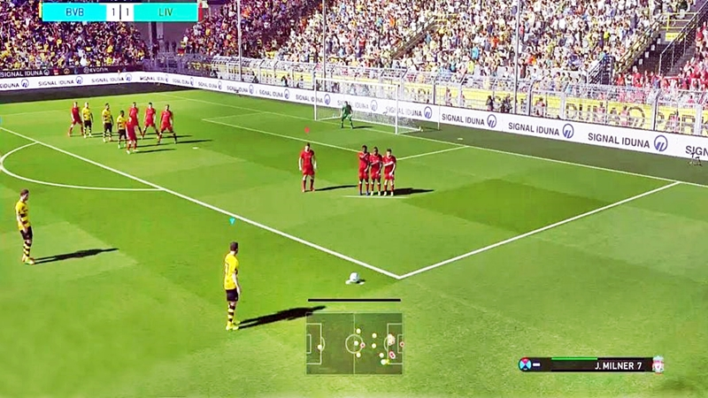 Pro Evolution Soccer 2018 Free-Download Penalty Kick