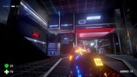 Neptune Arena FPS pc game