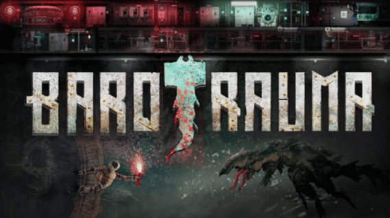 Barotrauma Free Download PC Game