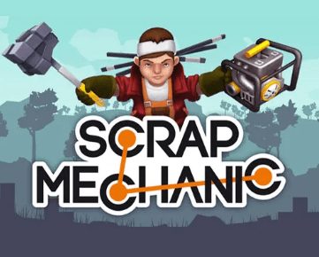 SCRAP MECHANIC FREE DOWNLOAD PC GAME