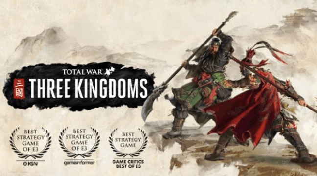 Total War: Three Kingdoms Free Download