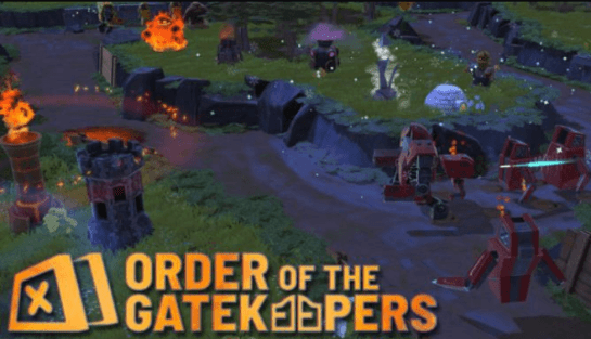Order Of The Gatekeepers Free Download