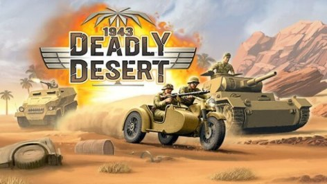 1943 Deadly Desert Full Version Latest Game Free Download