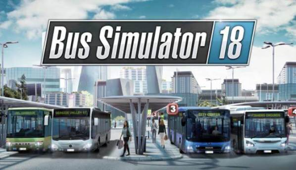 Bus Simulator 18 Free Download PC Game Full Version