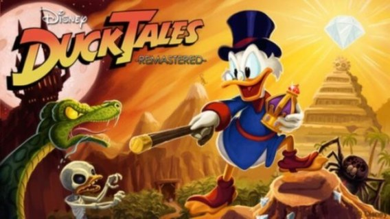 DuckTales Remastered Latest PC Game Free Download