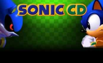 Sonic CD Latest PC Game Free Download