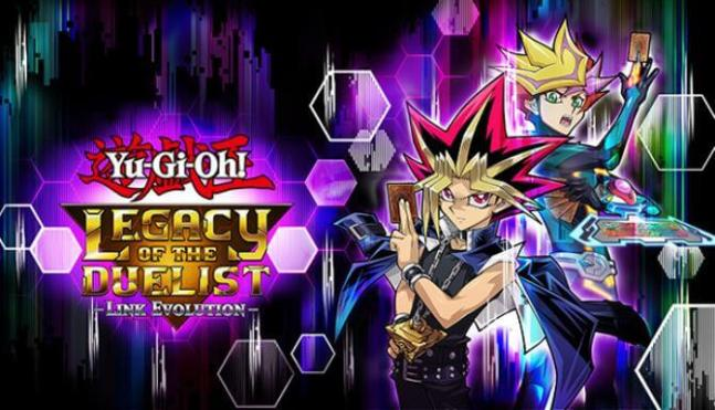 Yu-Gi-Oh! Legacy of the Duelist: Link Evolution Free Download PC Game Full Version