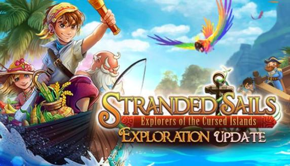 Stranded Sails – Explorers of the Cursed Islands Free Download