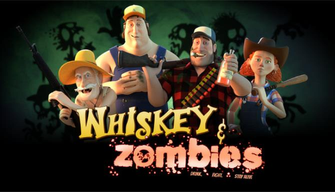 Whiskey & Zombies: The Great Southern Zombie Escape Free Download