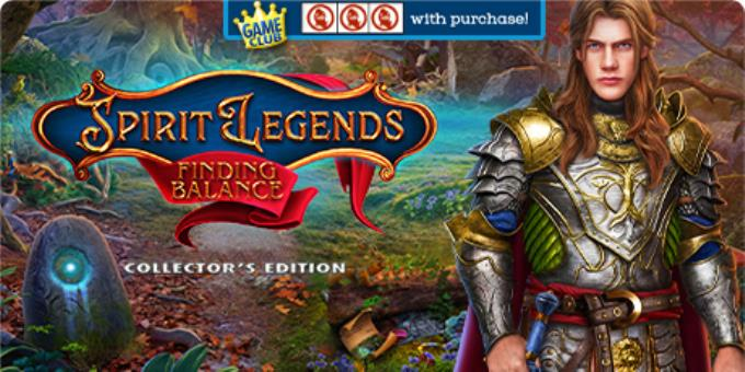 Spirit Legends: Finding Balance Collector's Edition Free Download