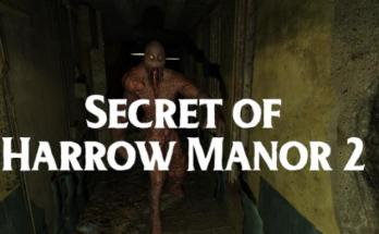 Secret of Harrow Manor 2 Free Download