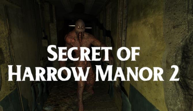 Secret of Harrow Manor 2 Free Download