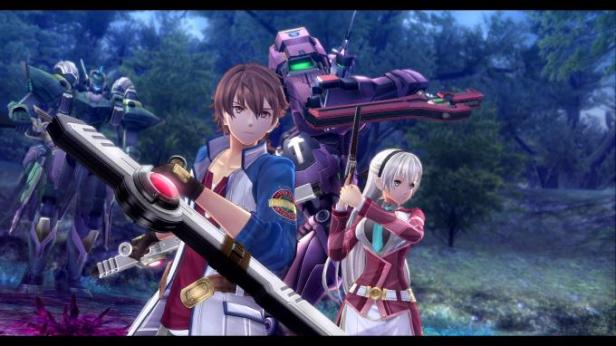 The Legend of Heroes: Trails of Cold Steel IV Free Download