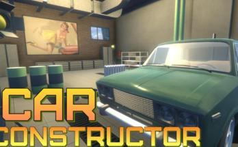 Car Constructor Free Download PC Game