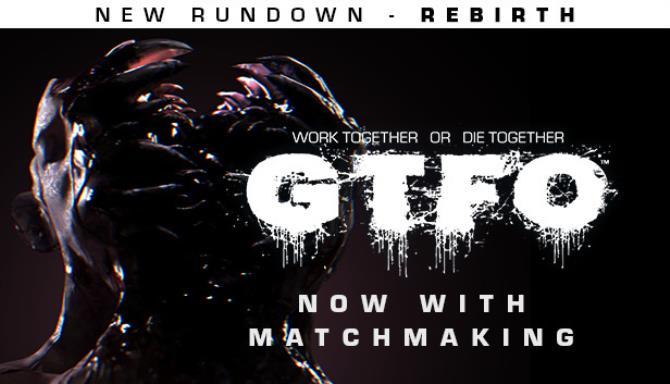 GTFO PC Game Free Download Full Version