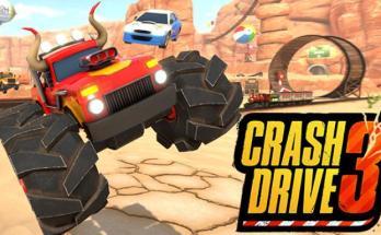Crash Drive 3 Free Download PC Game