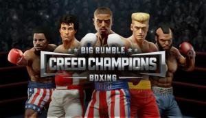 Big Rumble Boxing: Creed Champions Free Download