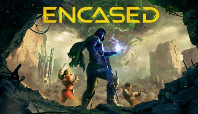 Encased: A Sci-Fi Post-Apocalyptic RPG Free Download