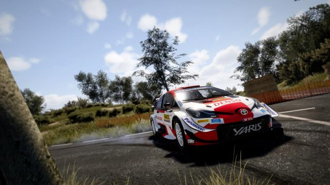 WRC 10 FIA World Rally Championship Torrent Download