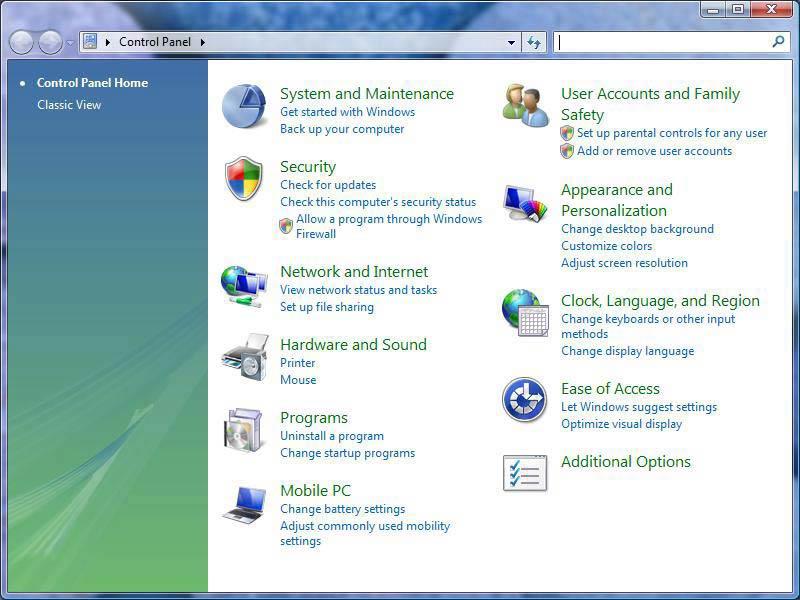 Windows Vista - Screenshot 4