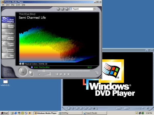 Windows ME - Screenshot 2