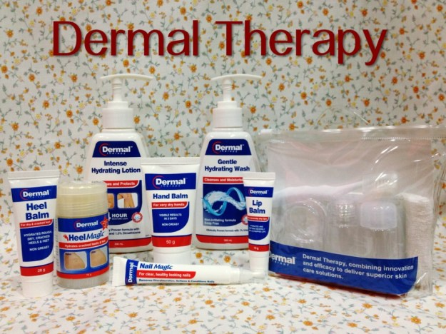 Dermal Therapy skincare review