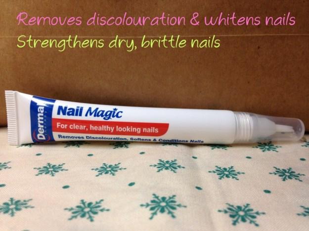 Dermal Therapy Nail Magic review