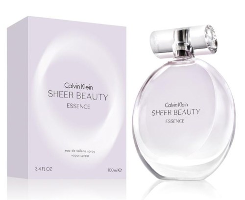Calvin Klein Sheer Beauty Essence EDT Spray