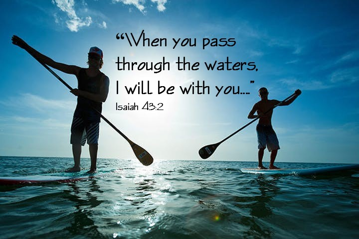 When You Pass Through the Waters…