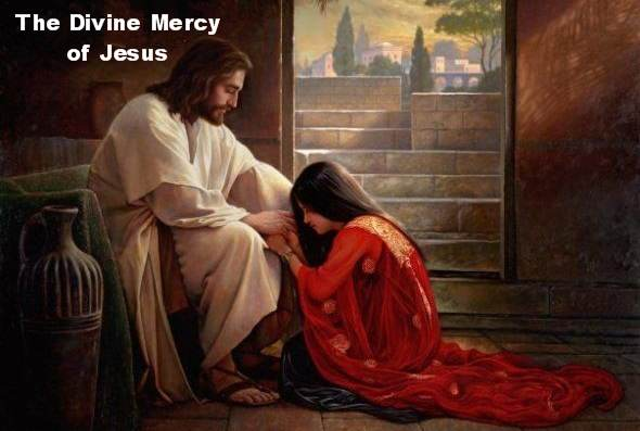 Oh, But for the Mercy of God!