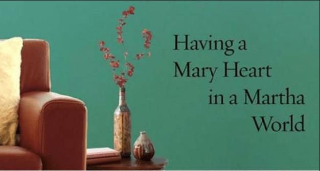 I Confess.  I am a Martha-holic.