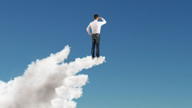 I'll Take a Cloud…or Two