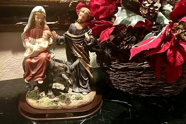To Be a Shining Example of a Holy Family