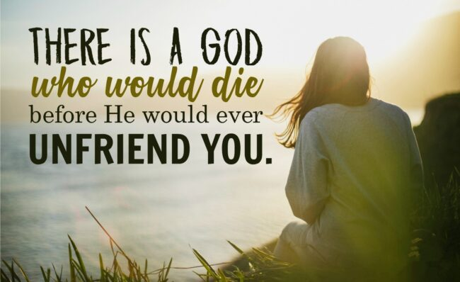 Do You Feel Unfriended?