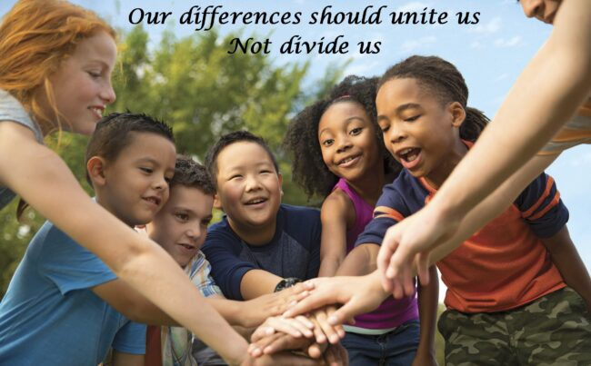 Unite — NOT Divide and Conquer