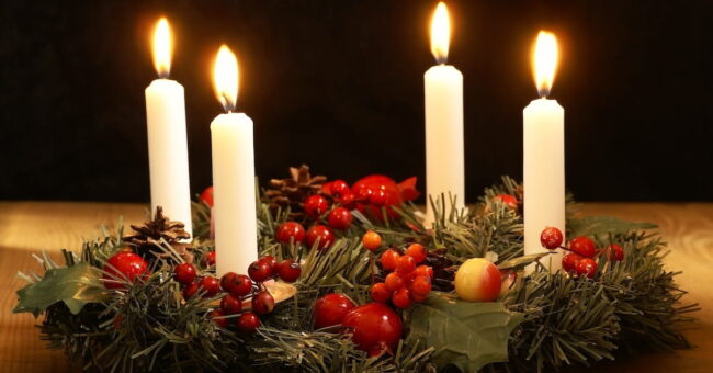 My Sweet Tooth & the First Sunday of Advent