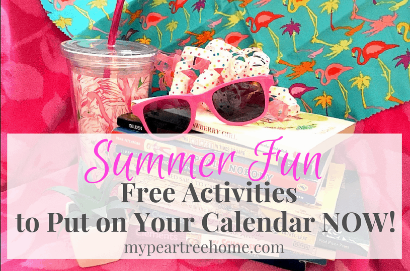 Summer Fun Activities Around Town for Free!
