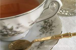 tea cup and saucer, tea, Mother's Day