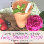Secret Smoothie Recipe Hack