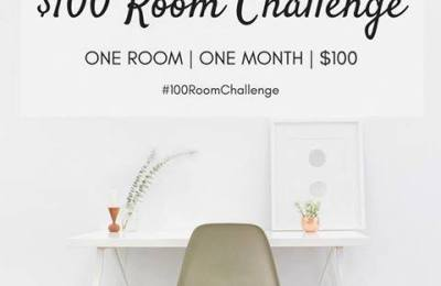 $100 Room Challenge: Playroom Reveal Time!