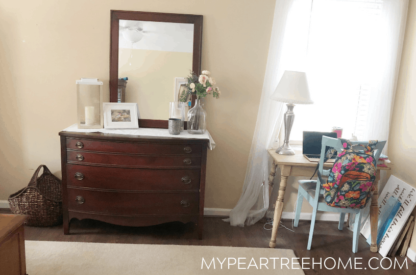 master bedroom budget makeover