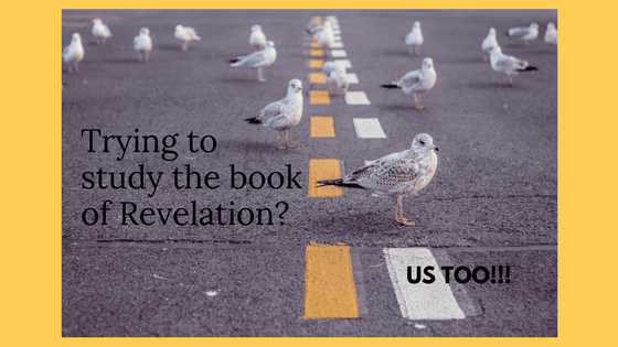 Starting The Book Of Revelation: What Am I Thinking?