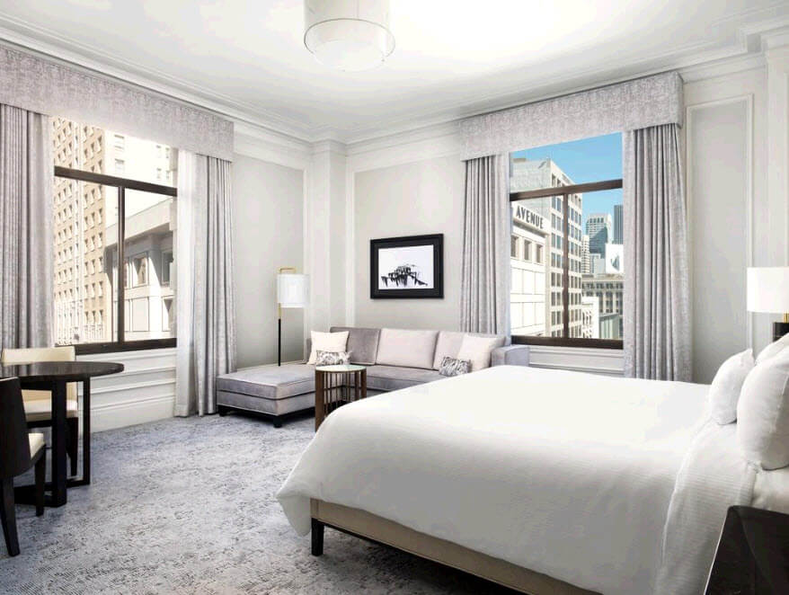 Best hotels in Sanfran with a view