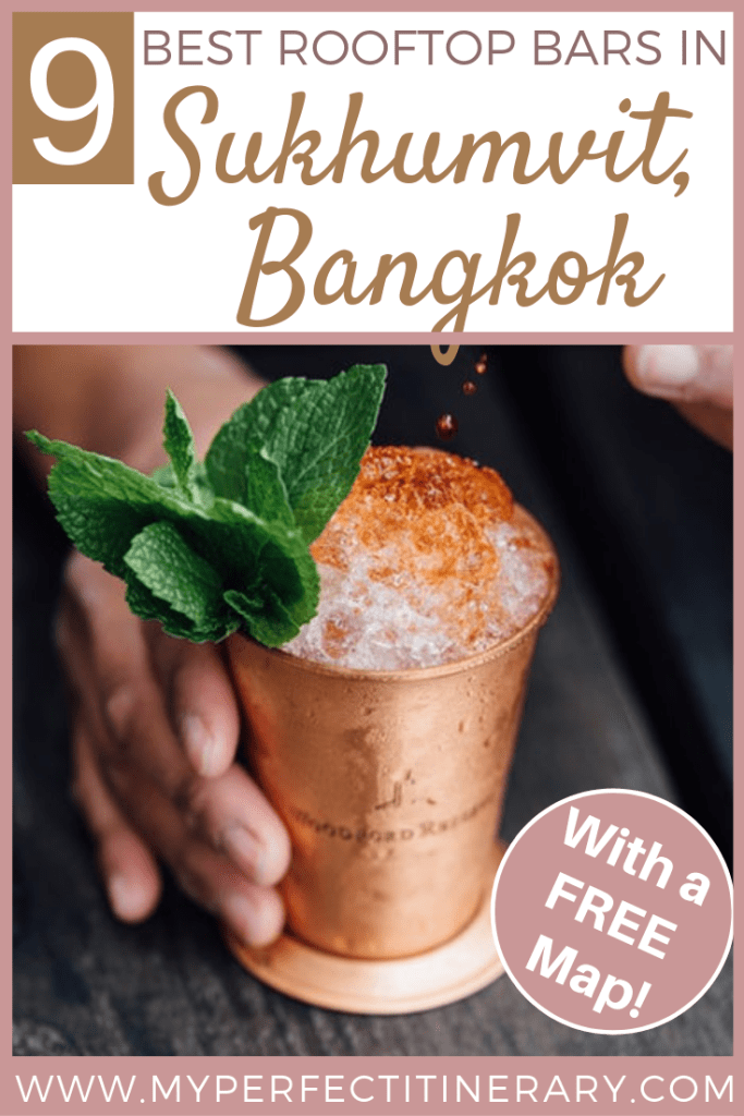 9 Best Rooftop Bars in Sukhumvit Area of Bangkok